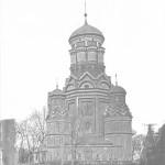 храм Усекновения в Дьяково 1930-е годы